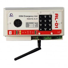 Συσκευή βοήθειας ηλικιωμένων μέσω κουμπιού βοήθειας NISSOY | AL-01