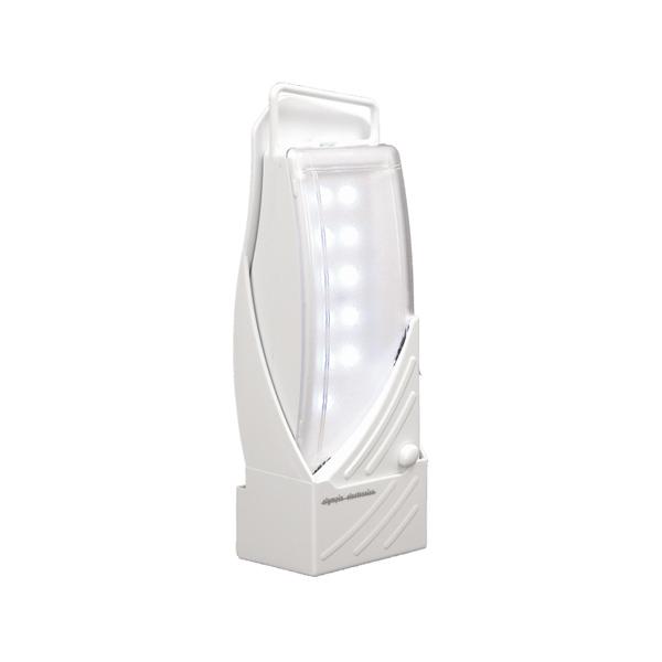 Φωτιστικό Ασφαλείας φορητό επαναφορτιζόμενο LED Olympia Electronics GR-60  Ασφαλείας 42e80863fd7