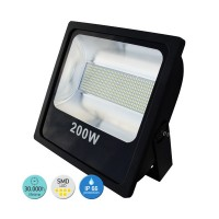 Προβολέας LED SMD SLIM FLOOD IP66 Spotlight 5625 200W DL
